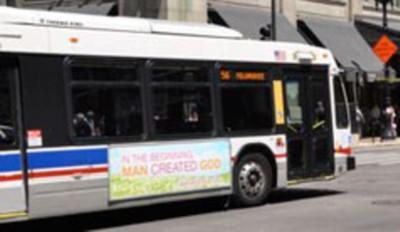 Bus Atheis Chicago