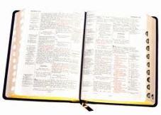 Alkitab terbuka