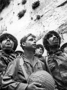 Tentara Israel berhasil merebut kembali kota Yerusalem