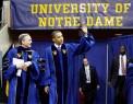 Baraq Obama mendapat penghargaan dari Univ. Katolik
