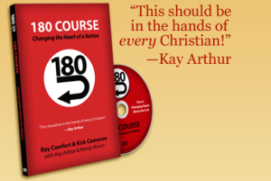 180 Course Ray Comfort & Kirk Cameron
