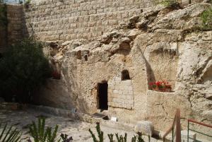 Kuburan Yeshua yang sudah kosong