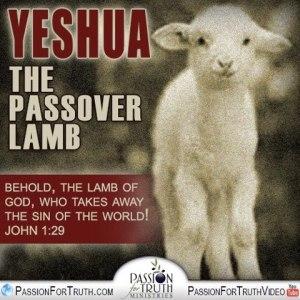 Yeshua Anak Domba Paskah
