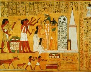 Kepercayaan Mesir kuno