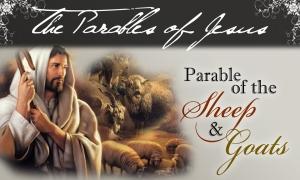 Perumpamaan Yeshua tentang domba dan kambing