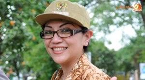 Lurah Lenten Agung Susan J. Zulkifli