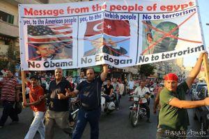 Obama mendukung terrorism di Mesir