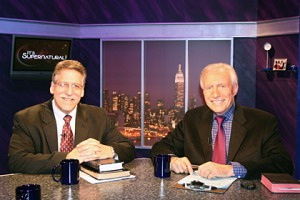 Mr. Sid Roth dan Dr. Michael Brown
