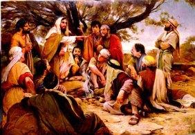 Yeshua dan 12 murid-Nya