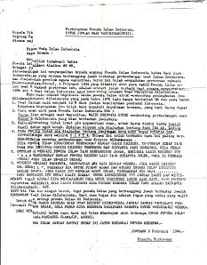 Perencanaan kotor Muslim mengislamkan orang Kristen Indonesia