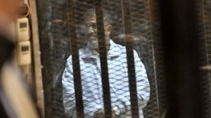 Mohammad Morsi dipenjarakan