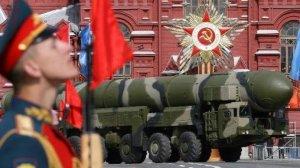 Rusia menguji peluru kendali balistik  saat konflik Ukraina