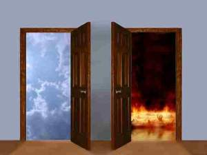 Sorga dan Neraka dua ujung perjalanan akhir manusia
