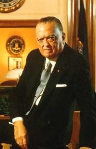 Direktur FBI John Edgar Hoover