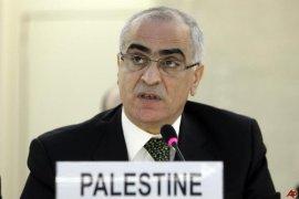 Ibrahim Khraishi Ambasador Palesitna untuk Dewan HAM PBB
