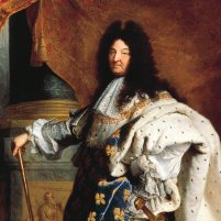 Raja Perancis Louis XIV