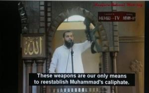 Imam Abu Funun membangun kembali Khalifat Muhammad hanya dengan senjata