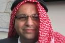 Mudar Zahran, Palestinian-Jordanian writer and activist