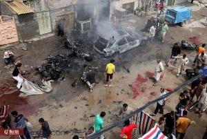 Serangan Islam terrorist di Xinjiang