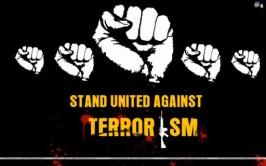 Berdiri bersama melawan TERRORISME