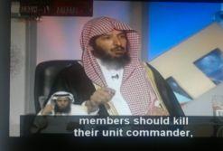 Imam Saudi anggota NIK harus membunuh pemimpin mereka