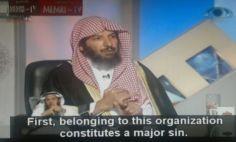 Imam Saudi bergabung ke NIK adalah dosa besar