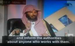 Muslim harus melaporkan anggota NIK ke pemerintah