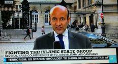 Pertemuan Paris memerangi Negara Islam Khalifah