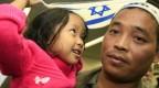 Suku Manasye India tiba di Israel