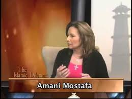 Amani Mostafa di Program The Islamic Dilemma