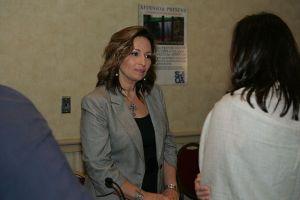 Amani Mustafa produser TV Kristen The Muslim Woman