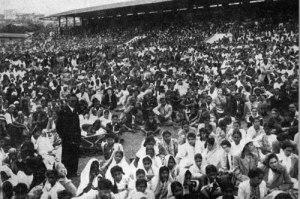 Kebaktian Penginjilan di Durban Afrika Selatan
