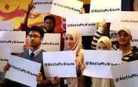 Muslim Inggris kampanye menentang NIK