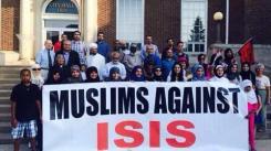 Muslim-muslim di Barat menentang Negara Islam Irak dan Syria
