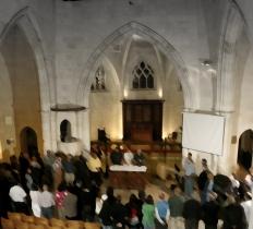 Orang-orang Percaya dari Israel, Mesir, Assur beribadah bersama di Yerusalem