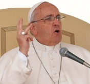 Paus Francis I memutar balik ajaran Yesus dan isi Alkitab tentang homosex