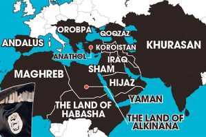 Peta jaman keemasan Islam