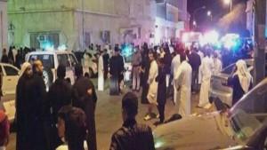 Bentrok senjata antara polisi dengan militan NIK di Arab Saudi