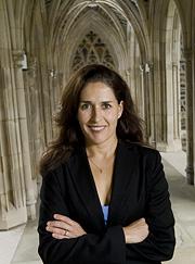 Jen'nan Ghazal Read professor Sociology dan Kesehatan dari Universitas Duke