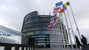 Gedung Parlement Uni Eropa berbentuk Menara Babel belum selesai