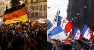 Anti-Islam Pegida di Jerman dan Perancis