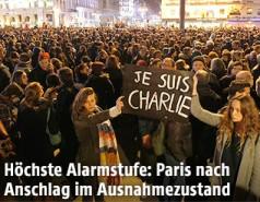 Je suis Charlie Saya adalah Charlie demo anti-Islam atas tewasnya para karikatur Charlie Hebdo