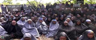 Boko Haram dengan tawanan gadis-gadisnya yang di Islamkan secara paksa