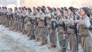 pejuang wanita Kurdi siap melawan jihadist Negara Islam