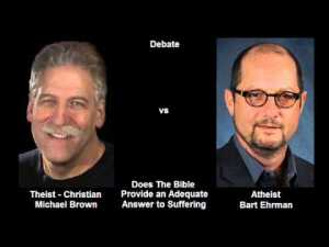 debat Michael vs Brown Bart Ehrman