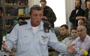 Rabbi Rafi Peretz, Pemimpin Rabbi Angkatan Pertahanan Israel