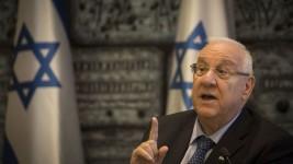 President Israel Reuven Rivlin (photo credit Hadas Parush)