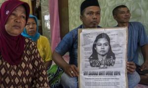 Keluarga dari Siti Zainab yang dihukum penggal di Saudi menuntut keadilan