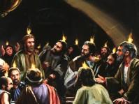 Pencurahan Roh Kudus di Yerusalem