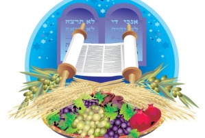 Perayaan Shavuot Turunnya Torah dan Persembahan buah sulung
